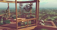 I'm Going to Die! (Sadystika Sabretooth) Tags: applefall homedecor landscaping secondlife shopping dustbunny elm loftaria