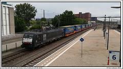 ECCO Rail 189 283, Eindhoven (25-05-2019) (Teun Lukassen) Tags: ecco rail br189 lwkwalter eindhoven wenen botlek treinen trains züge