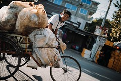 Streets of Mandalay (desomnis) Tags: myanmar burma mandalay southeastasia streetphotography streetlife bike streetportrait bycicle urban onthestreet canon5dmarkiv 5d canon5d canon sigma35mmf14 sigma35mmf14art 35mm sigma35mm desomnis asia