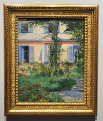 The House at Rueil (Brule Laker) Tags: chicago illinois manet art painting artinstitueofchicago michiganavenue