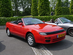 Toyota Celica 2.0 GTi Convertible 1992 (929V6) Tags: sk433n t18 japanclassicdayboxtel2019