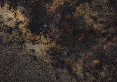 M7 and Friends (Hélio França) Tags: m7 cats paw saggitarius 44m7 vintage canon 40d astrophotography milky way nebula barndoor tracker apt sequator lightroom dust astrometrydotnet:id=nova3398478 astrometrydotnet:status=solved