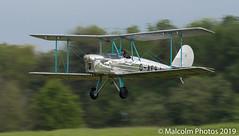 I20A7842 (flying.malc) Tags: shuttleworth old warden plane planes aeroplane aeroplanes aircraft airfield ww2 war warbirds classic veteran