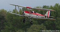 I20A7852 (flying.malc) Tags: shuttleworth old warden plane planes aeroplane aeroplanes aircraft airfield ww2 war warbirds classic veteran