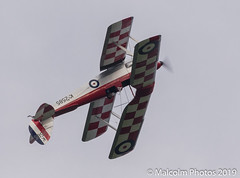 I20A7969 (flying.malc) Tags: shuttleworth old warden plane planes aeroplane aeroplanes aircraft airfield ww2 war warbirds classic veteran