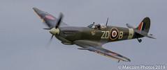 I20A8190 (flying.malc) Tags: shuttleworth old warden plane planes aeroplane aeroplanes aircraft airfield ww2 war warbirds classic veteran