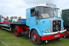 1975 Atkinson Borderer GRJ 569N (SR Photos Torksey) Tags: transport truck haulage hgv lorry lgv logistics road commercial vehicle freight traffic vintage classic historic aec rally newark 2019 atkinson borderer