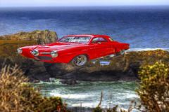 Precision Parking :)) (fishmonger45) Tags: hss cars california ocean greatphotographers hdraddicted hdr hdrphotomatix