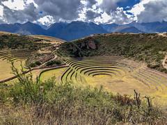 Moray Inca Ruins (Chicago_Tim) Tags: maras cuscoregión peru moray muray curcular ruins agriculture terraces circles circular