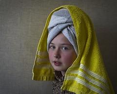 That Vermeer look... (Tormod Dalen) Tags: pentax pentaxart vermeer portrait girl look regard