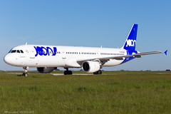 A321 / Joon / F-GTAK (Verco91) Tags: joon airbusa320 parisroissycdg plane fgtak