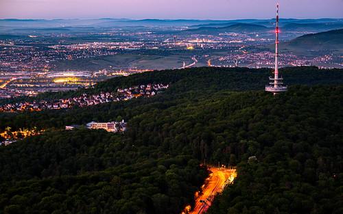 Fernmeldeturm, Stuttgart, 20190525