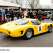 1964 Bizzarrini A3C (Entrant/Driver Olav Glasius) at the 2019 Goodwood 77th Members Meeting