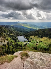 Vosges (denismartin) Tags: denismartin vosges vosgesmountain mountains nature wildlife regionalpark routedescretes gazondufaing lacdestruites lacblanc cloudscape cloud sky weather lorraine france alsace hautrhin lake