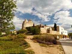 Castell de Calafell  (5) (calafellvalo) Tags: calafellcastellpoblepenedèscalafellvalospring pueblo vilage rural calafell castle castillo tarde soir calafellvalo castelldecalafell landscape