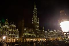 Grand-Place de Bruxelles la nuit (saigneurdeguerre) Tags: europe europa belgique belgië belgium belgien belgica bruxelles brussel brussels brüssel bruxelas grandplace grotemarkt ponte antonioponte aponte ponteantonio canon eos 5d mark3 canon5dmark3