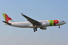 CS-TOI TAP Airbus A330 EGLL 21/4/19 (David K- IOM Pics) Tags: egll lhr 09l london heathrow airport cs cstoi tap air portugal tp airbus a330 a330200 a332