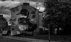 Street (MJ Black) Tags: blackburn blackburnstreetphotography lancs lancashire eastlancashire eastlancs northwest north art streetart fuji fujix100f fujifilmx100f fujifilm x100f 23mm f56 street streetphotography streetphoto streetphotograph streets streetscene graffiti mural mono monochrome monochromephotography bw bwphotography blackandwhite blackandwhitephotography pub publichouse