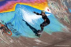 Skate (Ivan R.B.M.) Tags: skate pistadeskate parquemarinhadobrasil mulher portoalegre brasil riograndedosul cores nikond90