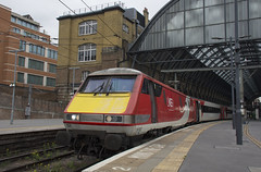 91102 (Lucas31 Transport Photography) Tags: trains railway class91 lner ecml kgx