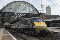 91110 (Lucas31 Transport Photography) Tags: trains railway class91 lner ecml kgx