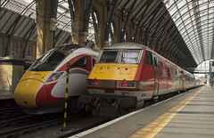 82209 (Lucas31 Transport Photography) Tags: trains railway class82 dvt lner ecml kgx