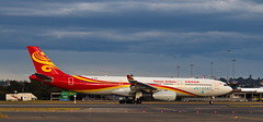 B-8118 (Ross Walden) Tags: hainan airbus a300 aviation mascot sydney yssy