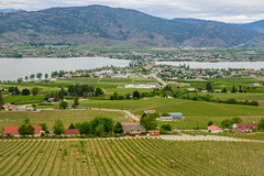 Osoyoos in May (Richard McGuire) Tags: anarchistsummit bc britishcolumbia osoyoos landscape