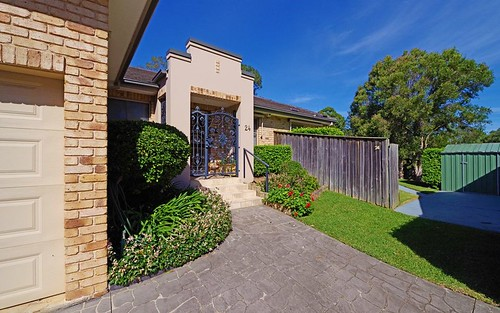 24/342 OLD NORTHERN ROAD, Castle Hill NSW 2154