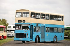 Preserved China Motor Bus ESF 647W/CH 9399 (LV36) | 2019 SVBM Open May Day | Scottish Vintage Bus Museum, Fife (Strathclyder) Tags: china motor bus chinamotorbus leyland victory mk2 alexander esf 647w esf647w lv36 carnegie place scottishvintagebusmuseum svbm lathalmond fife scotland ch9399 ch 9399 newworldfirstbus new world first nwfb cmb guy