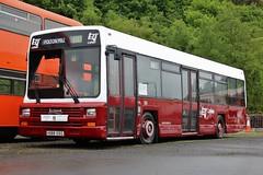 Preserved Lothian Regional Transport H188 OSG (188) | 2019 SVBM Open May Day | Scottish Vintage Bus Museum, Fife (Strathclyder) Tags: lothianregionaltransport lothian regional transport lrt leyland lynx mk2 h188 osg h188osg 188 scottishvintagebusmuseum svbm lathalmond fife scotland brylaine travel brylainetravel xaz 1399 xaz1399