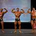 Men's Classic Physique Class B 2nd Ziad Dahi 1st Hugo Boivin 3rd Alexandre Caouet