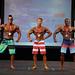 Men's Physique class B 2nd Eric Guitard 1st Charles Paquette 3rd Rinaldo Denis