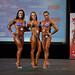 Women's Figure Class A 2nd Sasha Lalonde 1st Julie Laplante 3rd Muna Breitem