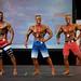 Men's Physique Class C 2nd Daniel Cruz 1st Axel Lopez 3rd Francis Lacasse
