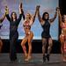 Women's Bikini Novice 2nd Saada 1st Alexane 3rd Grabrielle Souligny