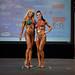 Women's Bikini Grandmasters 2nd Rachel Boucher 1st Marie-josée Bérubé