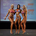 Women's Bikini Class D 2nd Marianne Laramée 1st Marianne Laramée 3rd Alexane Rivard