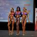Women's Bikini Class A 2nd Natasha Lord 1st Kumi Jinadasa 3rd Julie Normandin