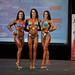 Women's Figure Masters  2nd Sasha Lalonde 1st Sarah Gallou 3rd Catherine Pitt