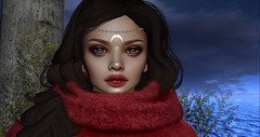 Winter is coming (~*Valerian*~) Tags: secondlife maitreya avatar genus milk pumec coco michan delvaux warpaint mudskin ikon