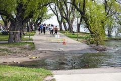 2019 Toronto flooding - Flooding at Sunnyside Beach May 26 (jer1961) Tags: toronto flood flooding sunnysidebeach lakeontario humberbay torontoflooding