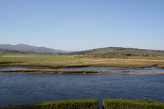 View from Boner Bridge (stuartcroy) Tags: scotland bonar bridge river scenery sky still beautiful