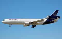 Lufthansa Cargo, D-ALCC, MSN 48783, McDonnell Douglas MD-11F, 25.05.2019,  FRA-EDDF, Frankfurt (henryk.konrad) Tags: lufthansacargo dalcc msn48783 mcdonnelldouglas md11f fraeddf frankfurt henrykkonrad