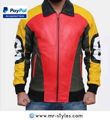 Bomber-jackets-have-been-style-icons-since-WWII (mrstyles137) Tags: leather jackets mens fashion bomber leatherjackets fashionapparel