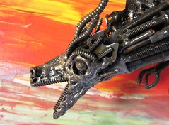 steampunk dragon (hussi48) Tags: dragon drache steampunk smileonsaturday thingswithteeth