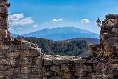 Pogled na Učku iz Huma (MountMan Photo) Tags: hum najmanjigradnasvijetu istra croatia landscape nebo sky oblaci clouds