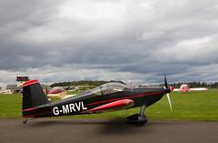 G-MRVL RV-7, Scone (wwshack) Tags: egpt psl perth perthkinross perthairport perthshire rv7 scone sconeairport scotland vans