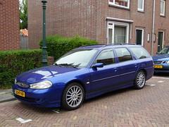 2000 Ford Mondeo 2.5 ST V6 (brizeehenri) Tags: ford mondeo 2000 22ftxf brielle