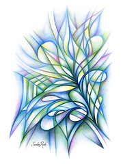 AB-S13 (Sandra Rede) Tags: abstract art abstracto arte abstractart arts arteabstracto abstraction drawing design doodle dibujo designer coloredpencil colorful contemporary coloredpencils lapicesdecolor illustration sandrarede saatchiart print spiritual